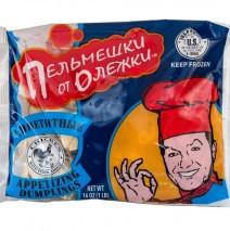 Appetizing Dumplings Ot Oleshki