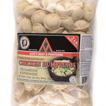 Chicken Dumplings Family Pack 2LB