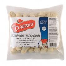 Soup Chicken Dumplings Ot Oleshki