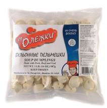 Soup Siberian Dumplings Ot Oleshki