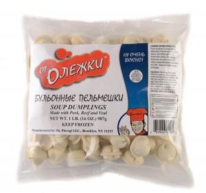soup siberian dumplings 1lb ot  oleshki