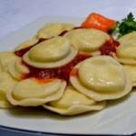 frozen ravioli